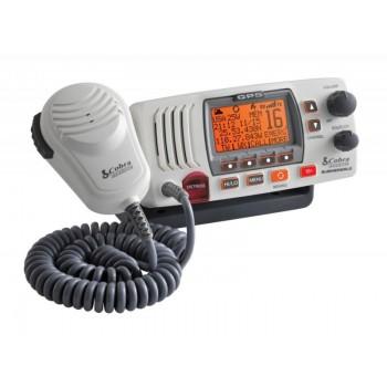 Cobra Marine VHF MR F57W E Bela