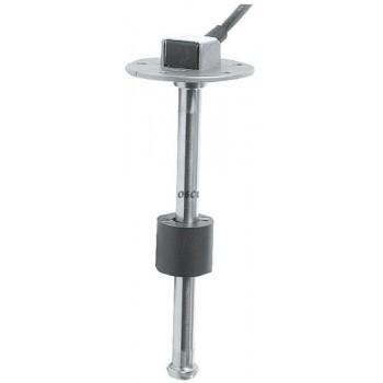 Senzor rezervoara - S. S. - 240/33ohms - 50cm