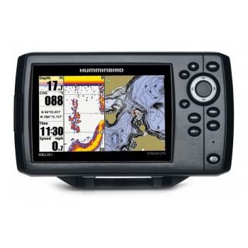 Nautički Sonar Humminbird Helix 5 GPS Chartplotter Combined