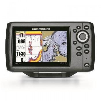 Nautički Sonar SI Humminbird Helix 5 GPS Chartplotter Combined Side Imaging
