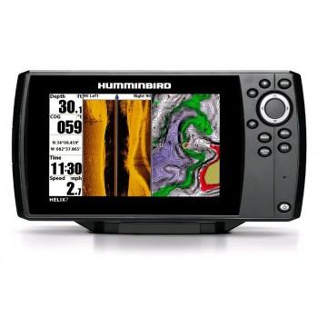 Nautički Sonar SI Humminbird Helix 7 GPS Chartplotter Combined Side Imaging
