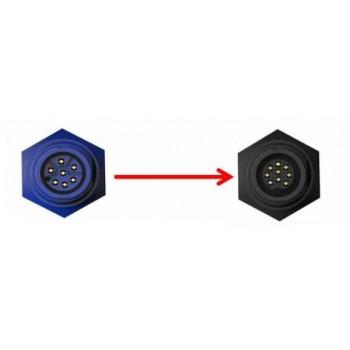 Lowrance 7 Pin Blue to 9 Pin Adapter za Sondu