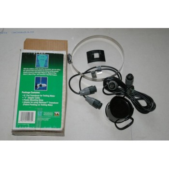 Lowrance Eagle Scanpac Sidescan Transducer Kit