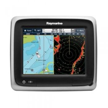 "Nautička Navigacija Raymarine A67 Multifunction 5,7"" Dispaly sa WI-FI i Fishfinder - E70163"
