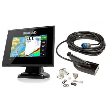 Nautička Navigacija Simrad Echo/GPS multi-touch GO-5 XSE sa Sondom DownScan 000-14456-001