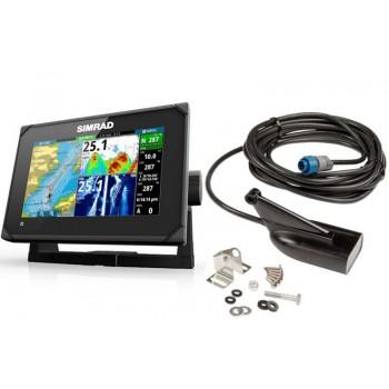 Nautička Navigacija Simrad Echo/GPS multi-touch GO-7 XSE sa Sondom DownScan 000-12674-001