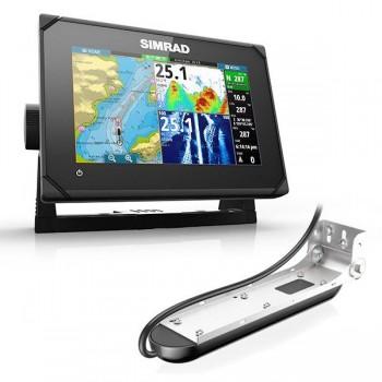 Nautička Navigacija Simrad Echo/GPS multi-touch GO-7 XSE sa Sondom TotalScan 000-12673-001