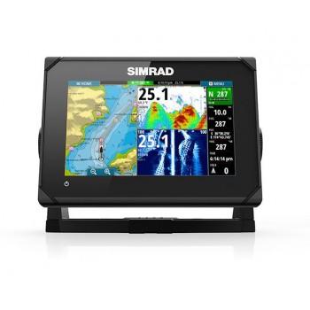 Nautička Navigacija Simrad Echo/GPS multi-touch GO-7 XSE bez Sonde 000-12455-001