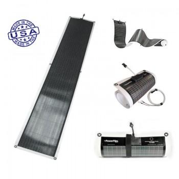 PowerFilm Rolo Fotonaponski Solarni Panel Modul 28W 12V